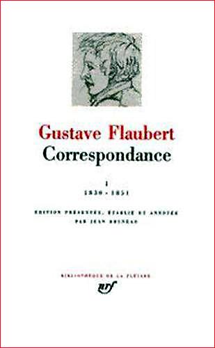 flaubert correspondance 4 pleiade