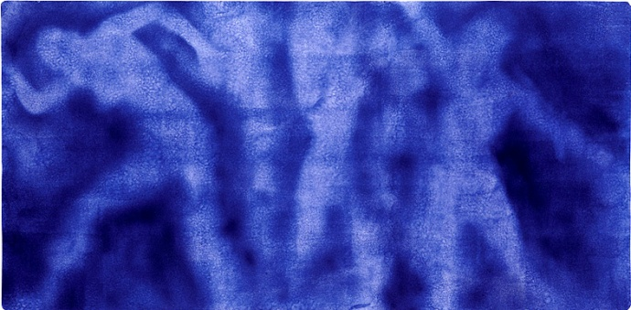 yves klein 1961 hiroshima The Menil collection Houston