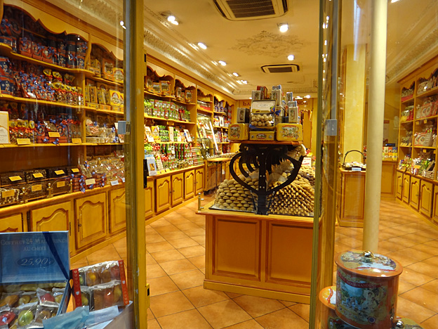 bonbons paris passage jouffroy