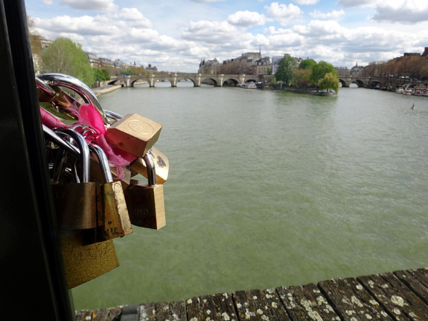 cadenas pont des arts 2016 paris