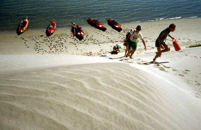 dune Basse Californie