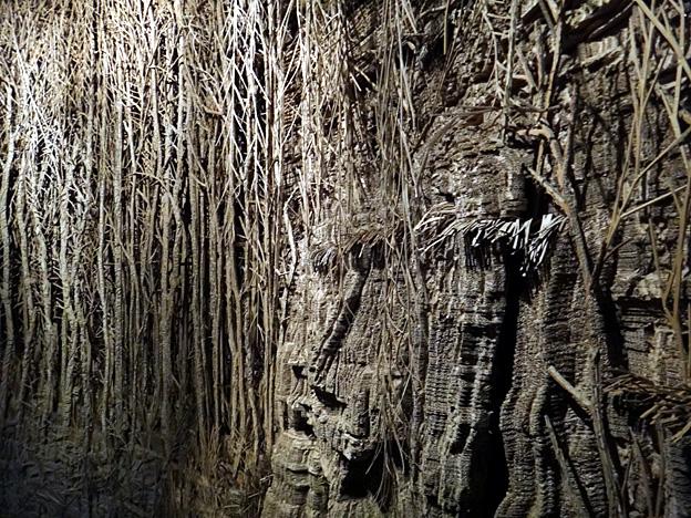 eva jospin sculpture louvre paris