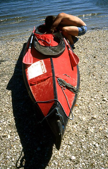 kayak nautiraid Basse Californie