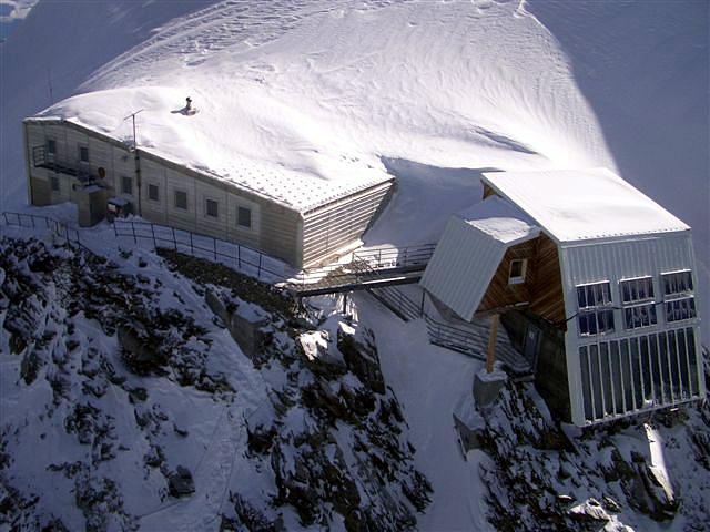 mont blanc Refuge-du-Gouter