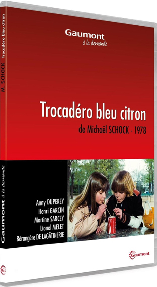 trocadero bleu citron dvd 1978