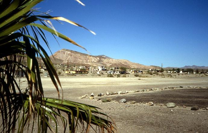 village de pecheurs Basse Californie
