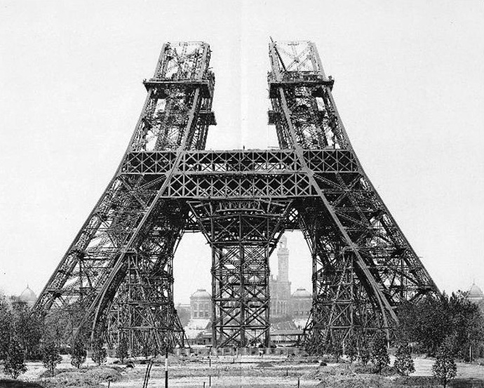 1888 paris construction tour eiffel