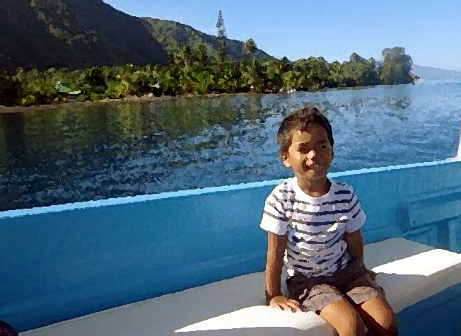 bateau tahiti