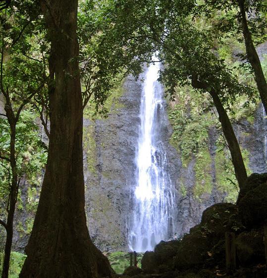 cascade faarumai tahiti