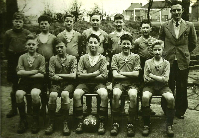 foot equipe 1948