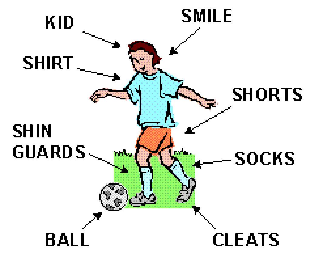 foot modele anglais
