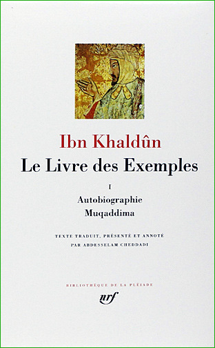 ibn khaldun le livre des exemples tome 1