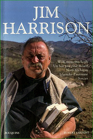 jim harrison bouquins laffont