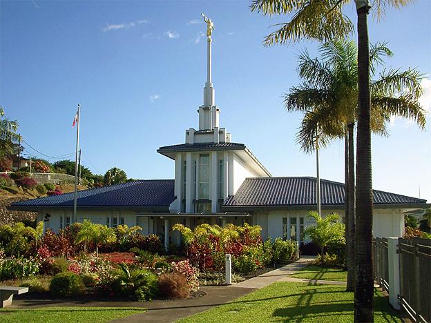 papeete temple mormon