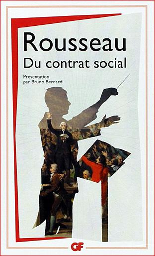 rousseau du contrat social
