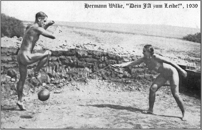 1939 nudite allemande