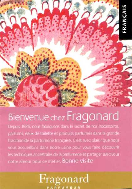 Fragonard parfums
