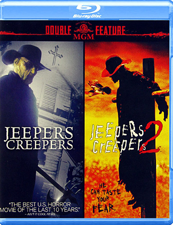 jeepers creepers 1 et 2 dvd
