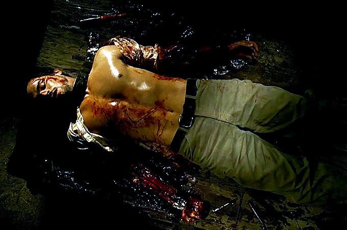 massacre a la tronconneuse cadavre