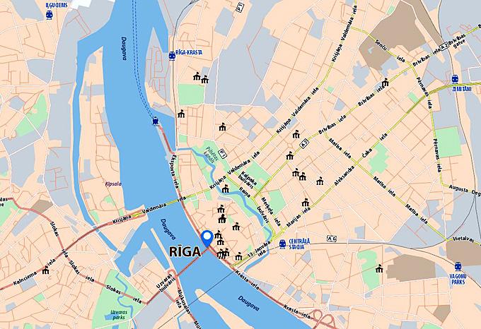 Riga plan