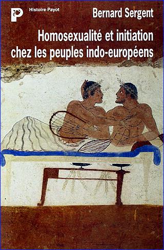 sergent homosexualite et initiation chez les peuples indo europeens