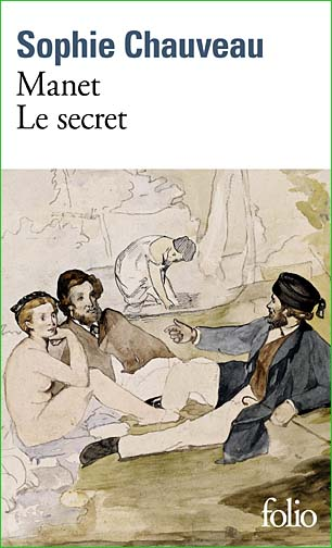 sophie chauveau manet le secret