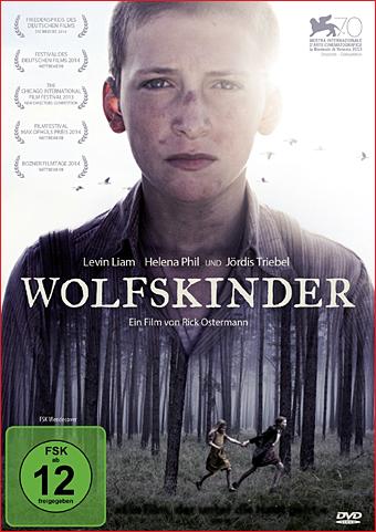 wolfskinder dvd