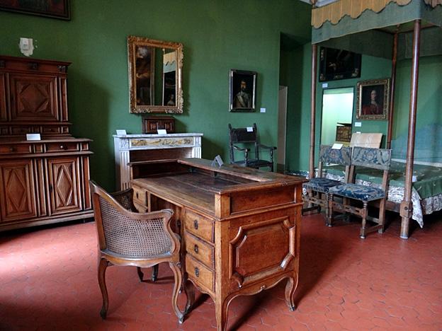 musee Fragonard bureau