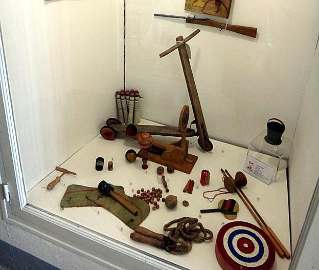musee Fragonard chambre enfant jouets