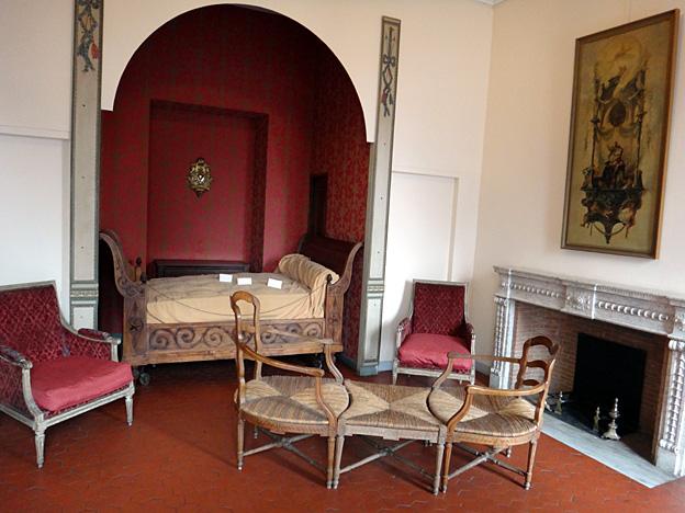 musee Fragonard chambre