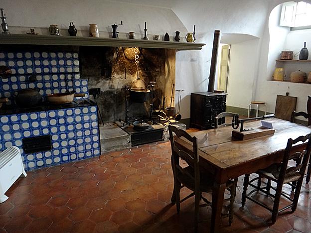musee Fragonard cuisine