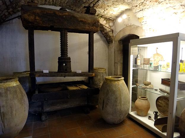 musee Fragonard pressoir a huile
