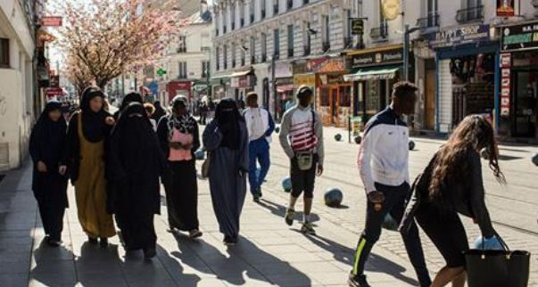 islamisation a peine voilee 2016 a saint denis