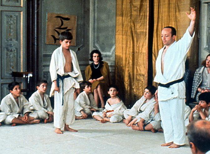 l incompris comencini judo