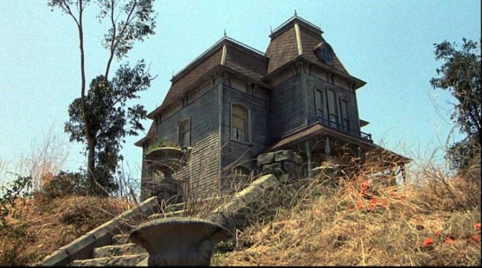 Psycho-II 1983 maison bates