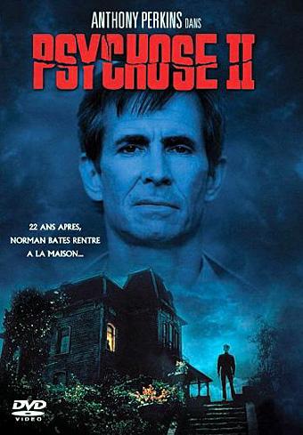 psychose 2 dvd