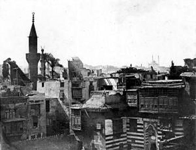 1849 le caire egypte maxime du camp