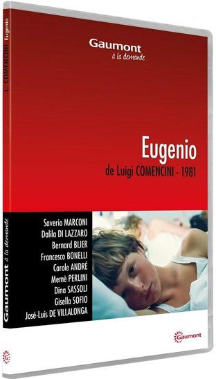 comencini eugenio dvd