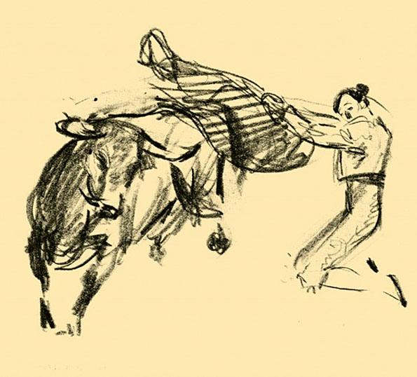 dessin-corrida-montherlant