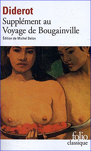 diderot supplement au voyage de bougainville
