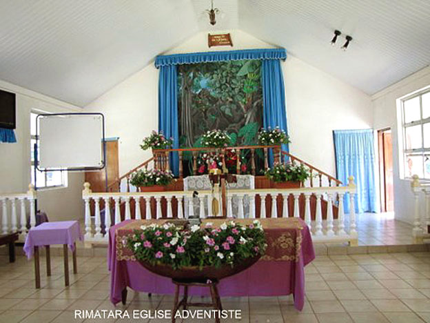 RIMATARA EGLISE ADVENTISTE
