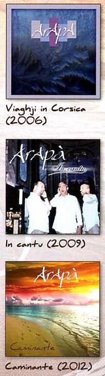 arapa-albums