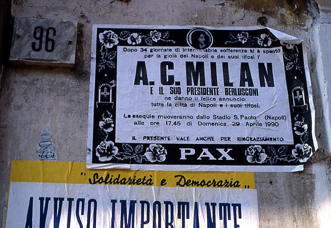 naples-affiche-mort-ac-milan