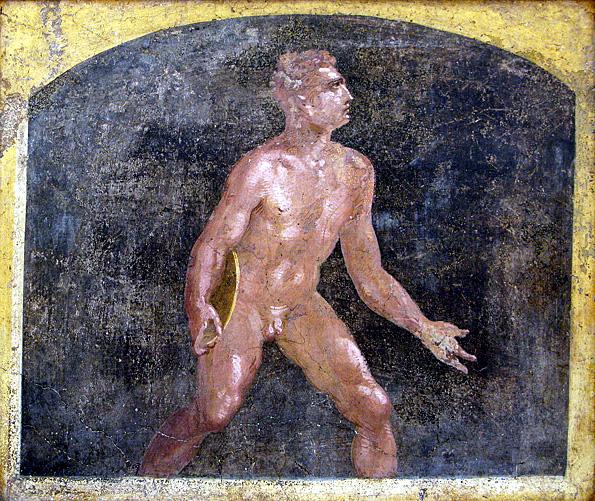 naples-musee-archeologique-discobole