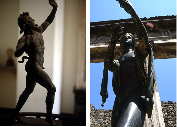 pompei-statues