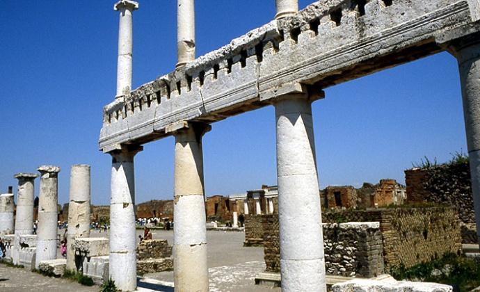 pompei-forum