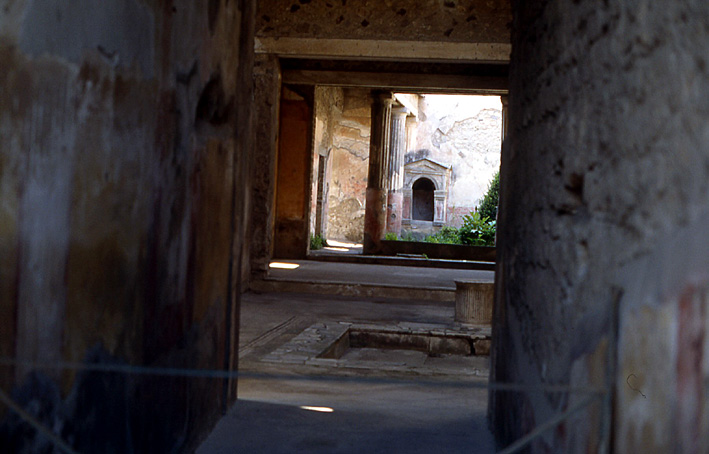 pompei-maison-du-poete-tragique