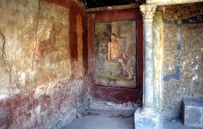 pompei-maison-tiburtina-narcisse