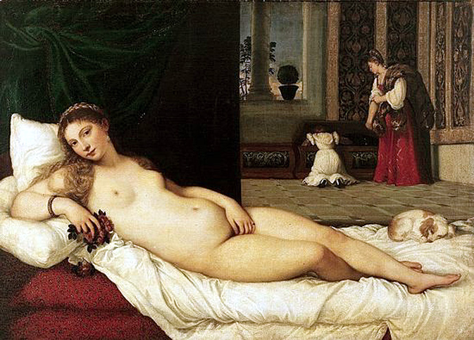 titien-venus-urbino-1538-offices-florence