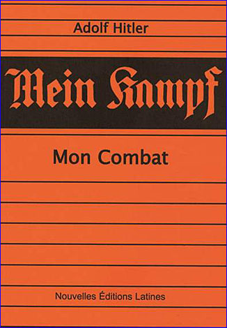 adolf-hitler-mon-combat-nouvelles-editions-latines